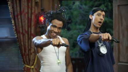Abed and Troy
