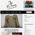 The ReFinery Celebrity Resale Boutique